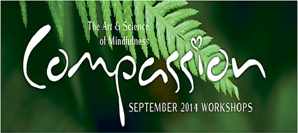 Faces Conferences Mindful Self-Compassion; The Proven