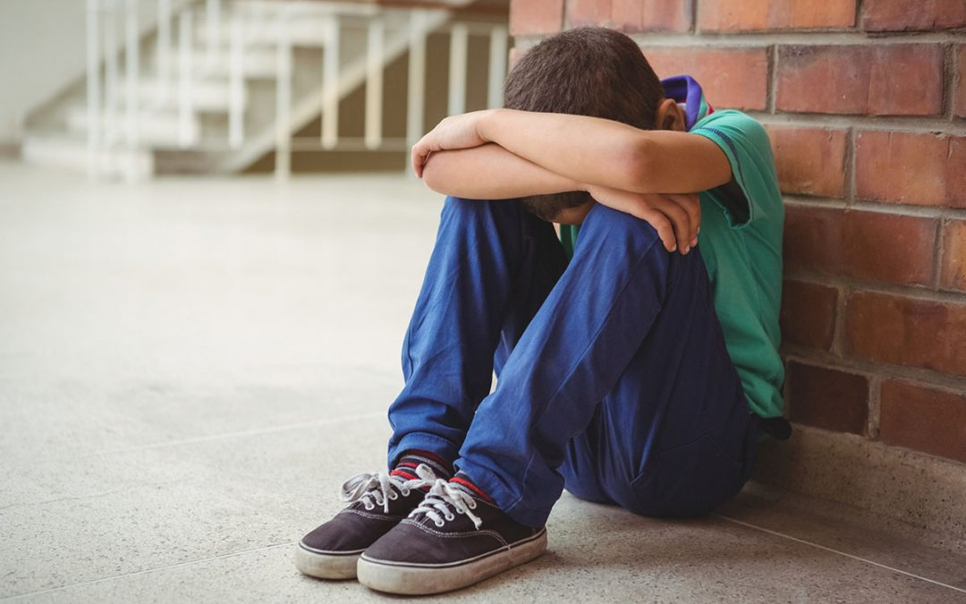 Early childhood trauma and your child's behavior