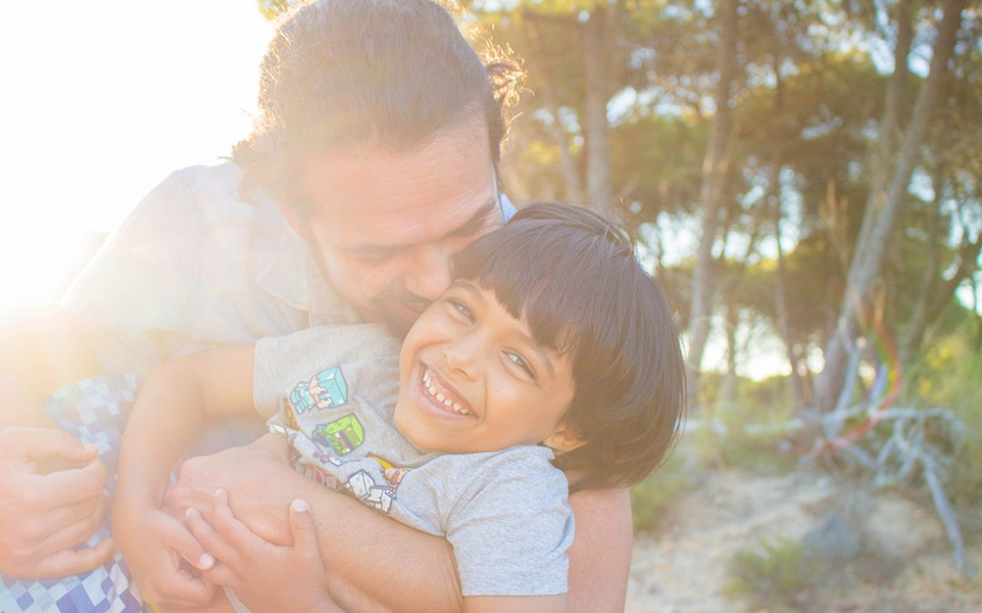 Guidelines for Healing: How foster parents can be agents of change