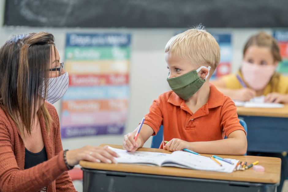 Back to School: Building Social Emotional Skills in the Classroom